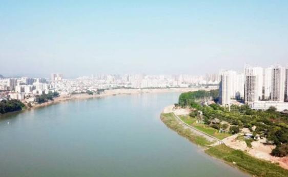 這就是邕江