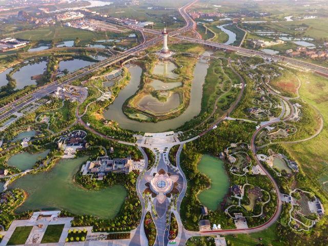 貴港:第32屆全國荷花展覽將于6月26日開幕