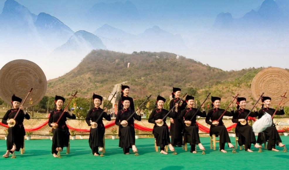 龍州天琴:壯族文化的藝術瑰寶