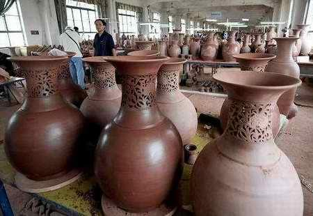 第一届钦州坭兴陶文化艺术节暨南向通道陶瓷博览会