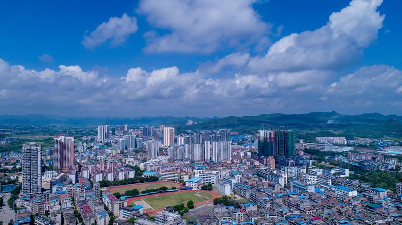 柳江县域经济发展纪实