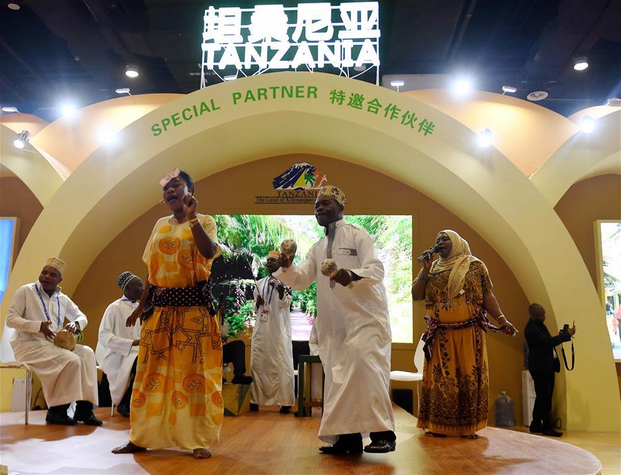 坦桑尼亚:博览会特邀合作伙伴