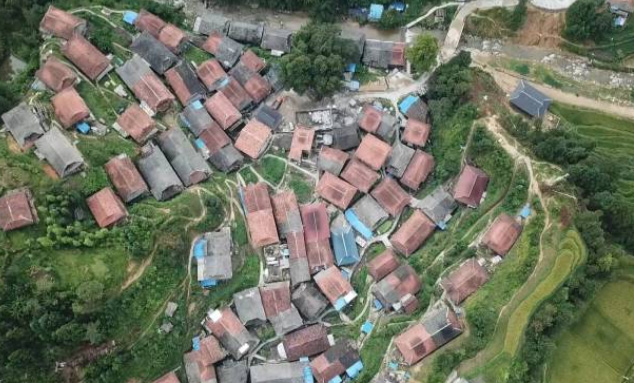 廣西:烏英苗寨的脫貧新事