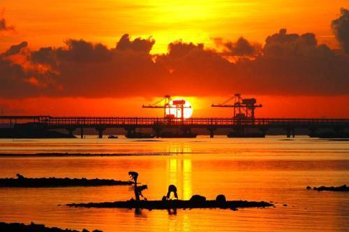 防城港:國慶跨境遊人數創新高