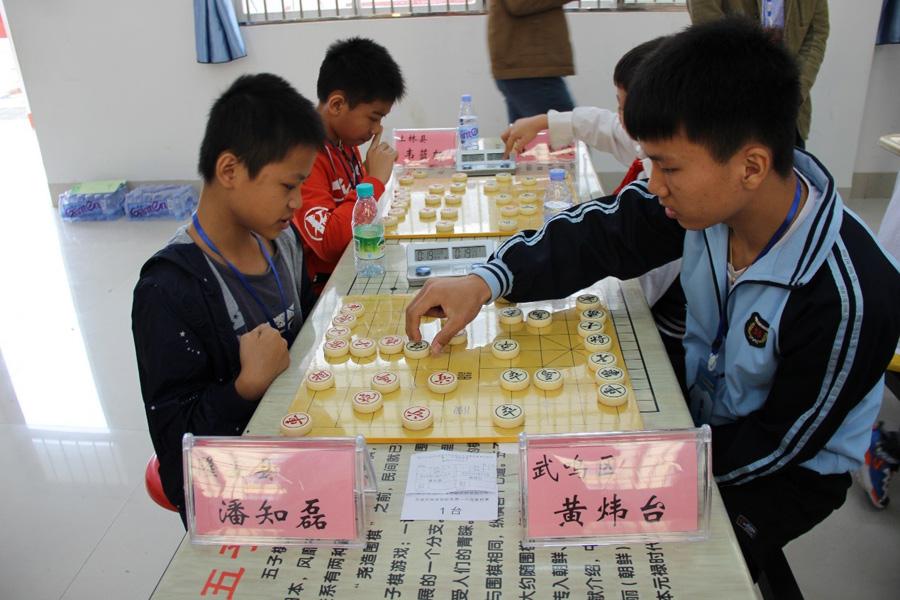 南寧首屆市級鄉村學校少年宮素質教育技能競賽在橫縣舉行