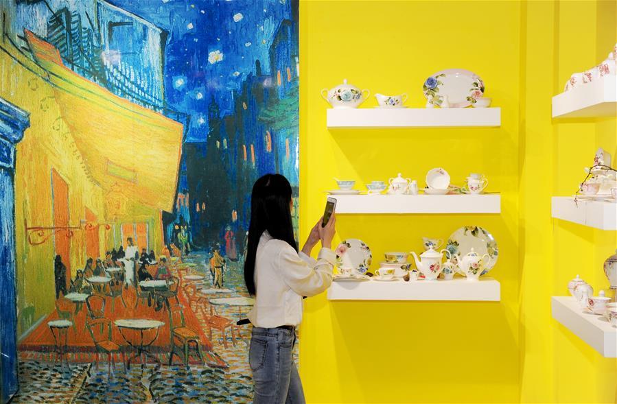 廣西北流打造特色陶瓷小鎮