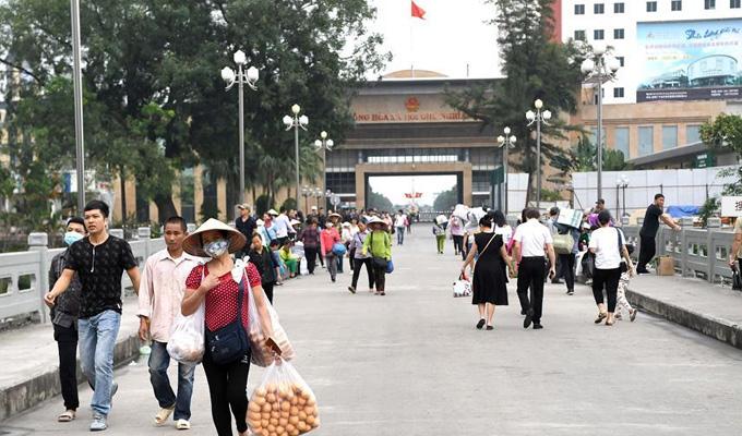 """廣西外貿進出口步入""""快車道"""""""