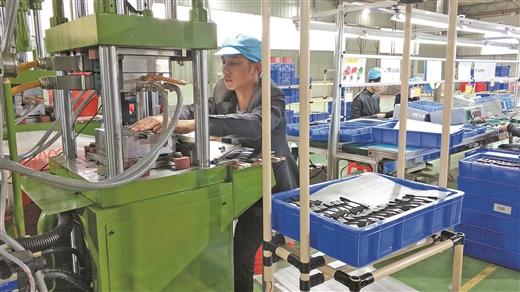 粵桂合作特別試驗區宇球高速線纜項目開工
