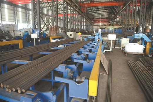 梧州:緊盯工業項目 加快産業升級