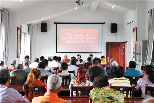 邕寧區聚焦治亂全面凈化社會治安環境