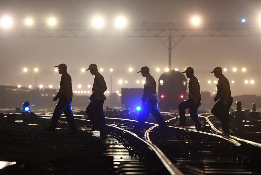 廣西柳州:54年的鐵路青春接力