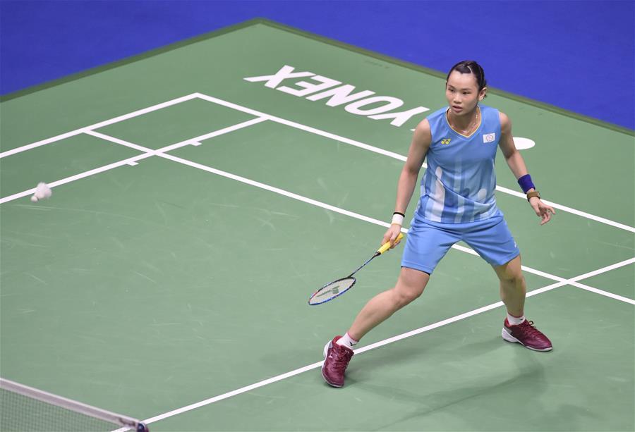 羽毛球——蘇迪曼杯:中國臺北戰勝中國香港