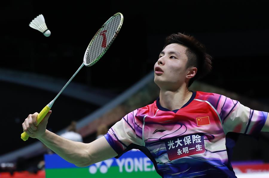 羽毛球——蘇迪曼杯:中國勝馬來西亞