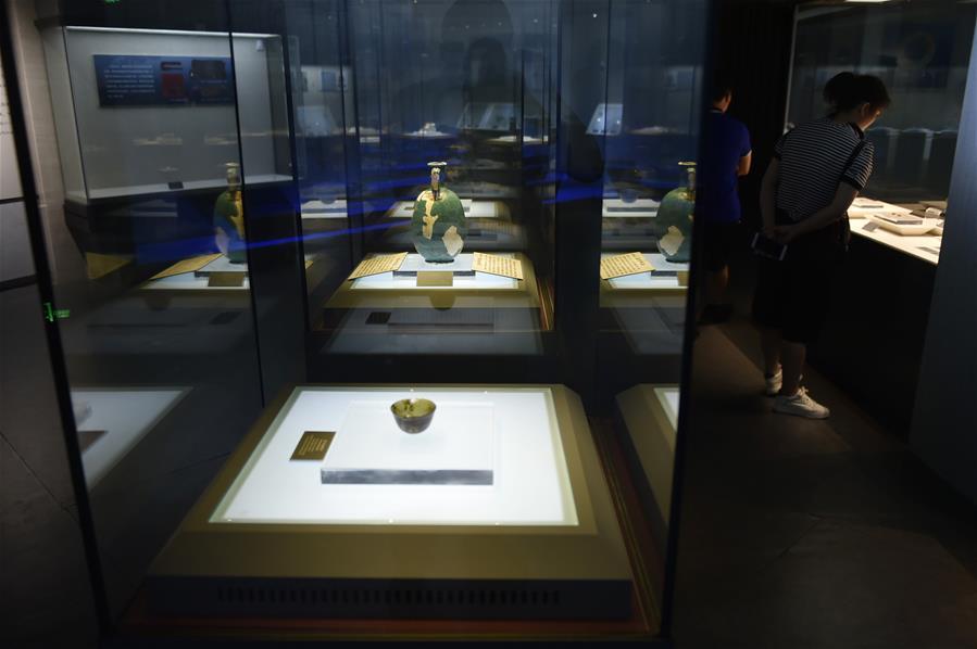 探訪廣西合浦縣漢代文化博物館