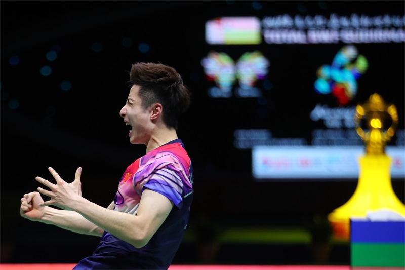 羽毛球——蘇迪曼杯半決賽:中國隊晉級決賽