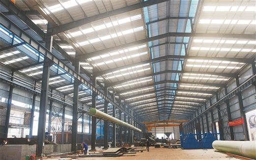 梧州循環經濟産業園區重點項目加快建設