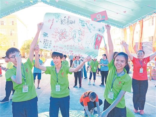 良慶區南曉鎮開展心連心大型公益活動