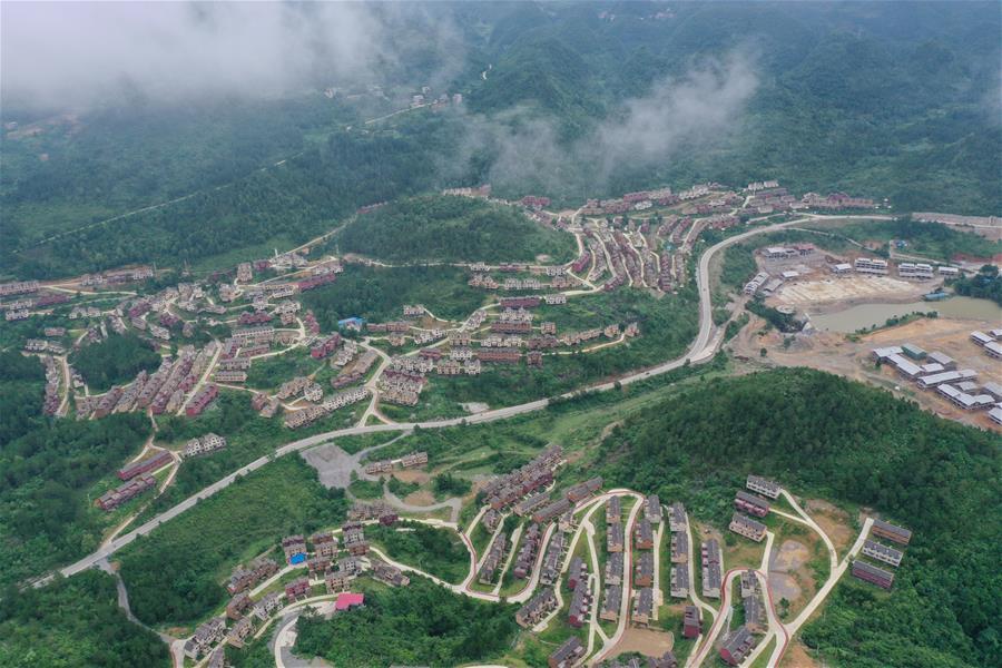 廣西南丹:白褲瑤群眾的幸福家園