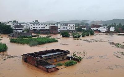 自治區洪澇災害應急響應提升至III級