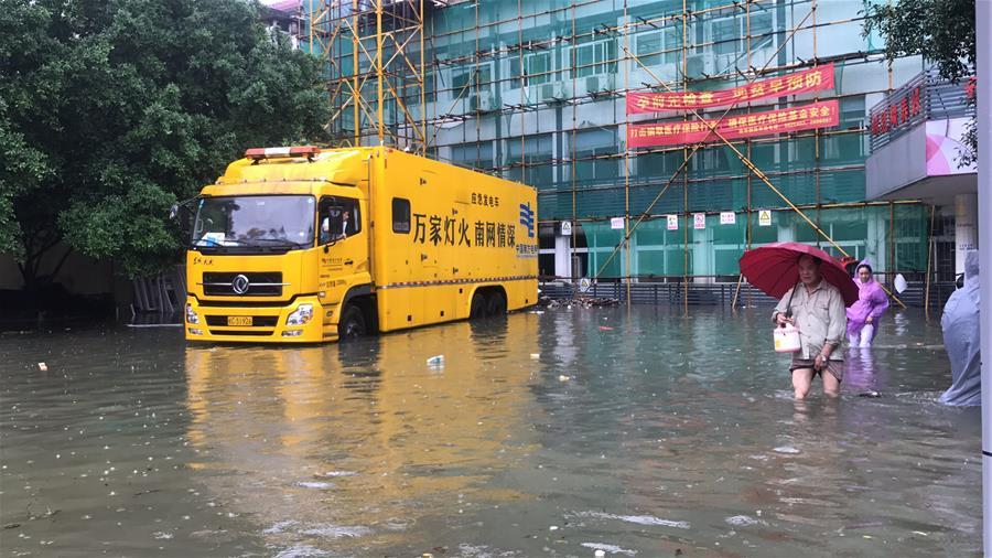 洪水中的溫情時刻—廣西抗洪救災中的三個暖心故事