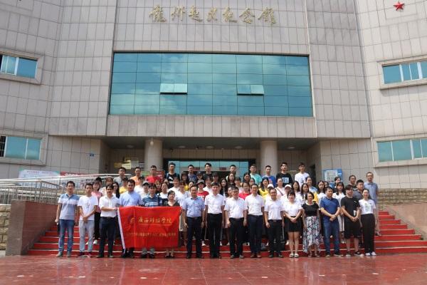50名大學生骨幹暑假赴龍州縣12個鄉鎮實崗挂職