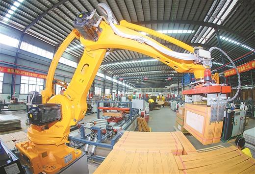中和陶瓷産業園區年産陶瓷産品2.26億平方米