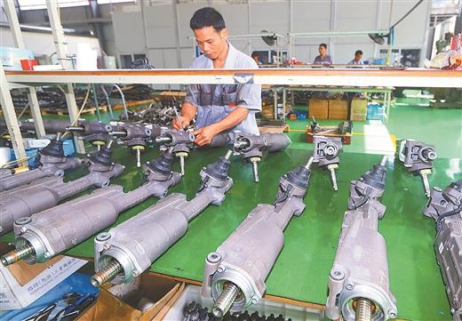 16家企業入駐梧州市循環經濟産業園區