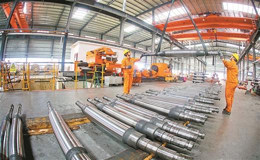 梧州年産30萬噸不銹鋼冷連軋項目帶動相關産業集聚