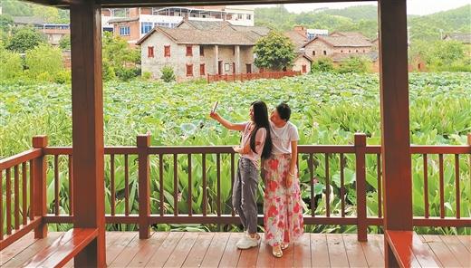 良慶區:打造鄉土特色示范村