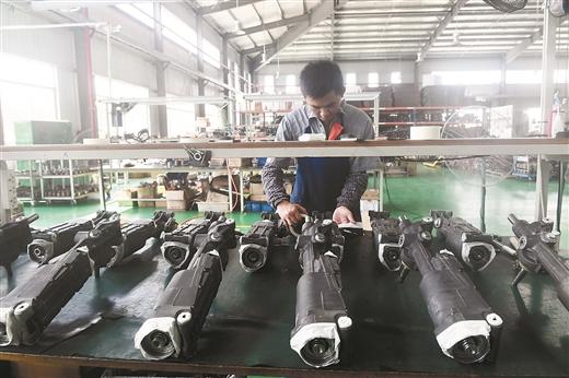 梧州循環經濟園區企業不斷提高行業競爭力