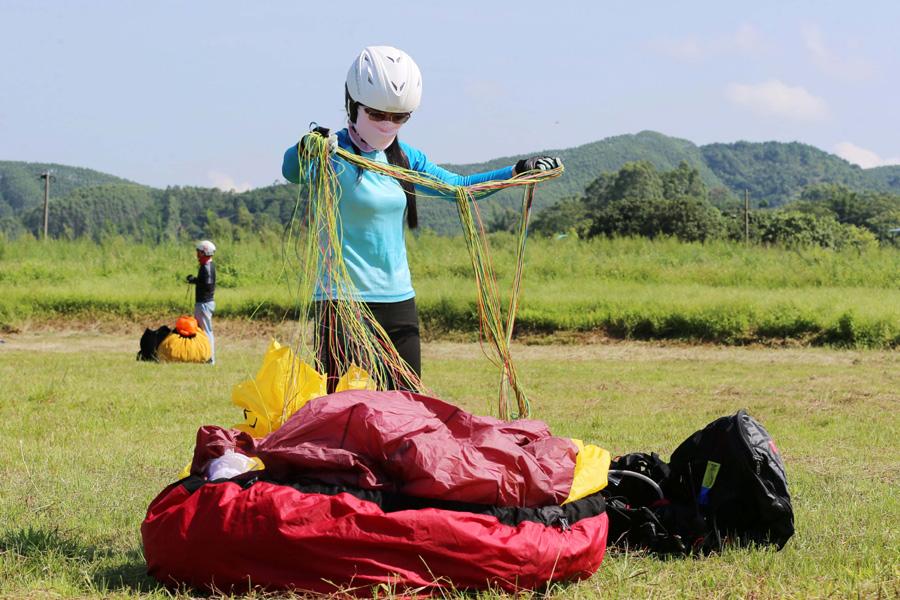 廣西欽州:夏日飛行樂