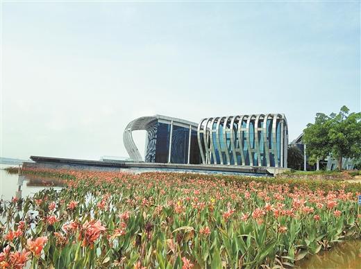 梧州市對多個景區景點進行改造提升