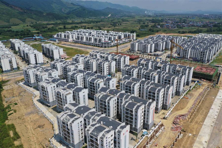 廣西融安:保障貧困群眾有安全住房