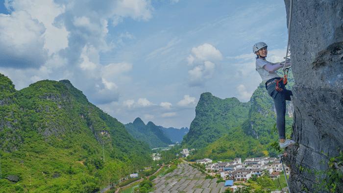 """""""廣西人遊馬山""""文化體驗活動在馬山舉行"""