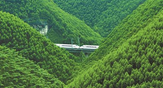 賀州:生態良好 宜居宜商