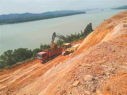 梧州市區與藤縣同城化建設步伐加快