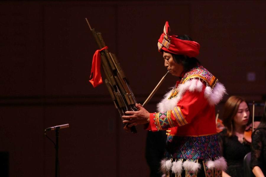 民族歌曲唱響八桂大地