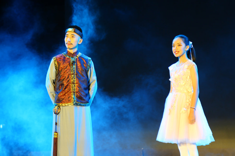 開幕式晚會第四篇章 《大美桂林》