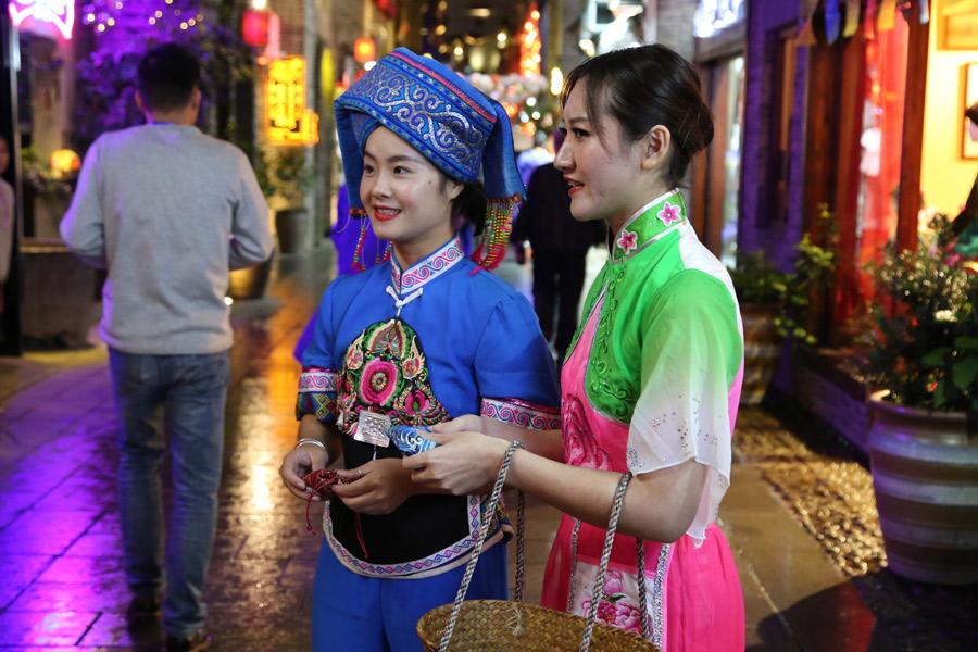 桂林東西巷街景