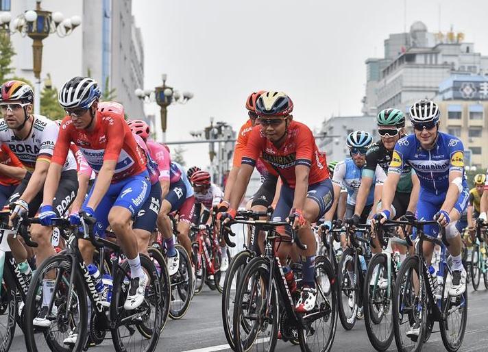 自行車——環廣西公路自行車世界巡回賽收官
