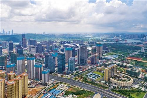 中國(廣西)自貿試驗區南寧片區建設工作取得階段性成果
