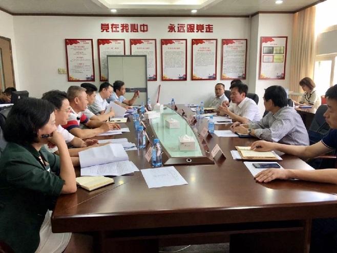 解決民營企業突出問題百日攻堅行動工作片會在南寧召開