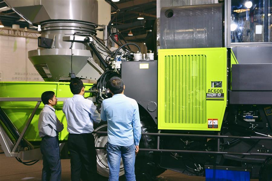 2019中國甘蔗機械化博覽會在廣西南寧舉行