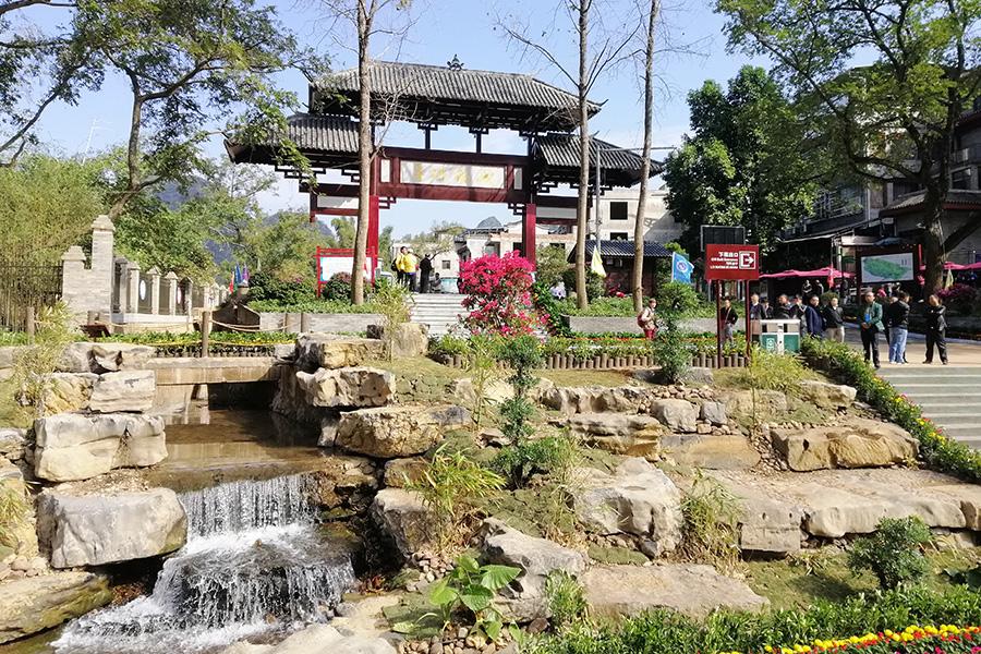 桂林草坪碼頭