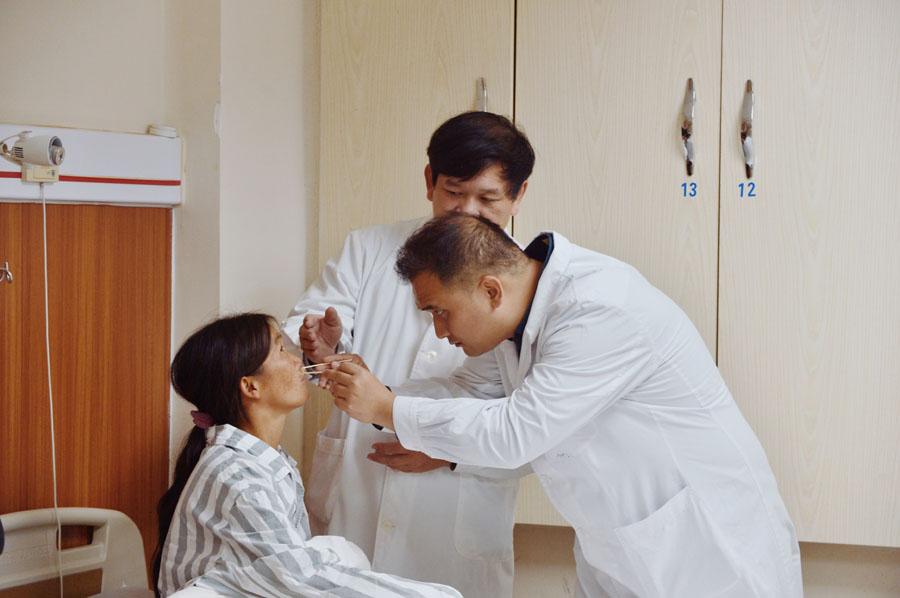 醫療扶貧助力脫貧攻堅