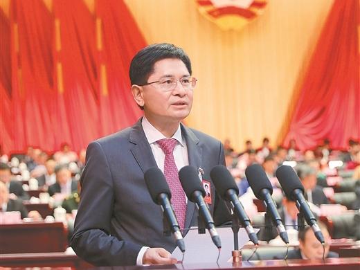政協廣西壯族自治區委員會常務委員會工作報告(摘要)