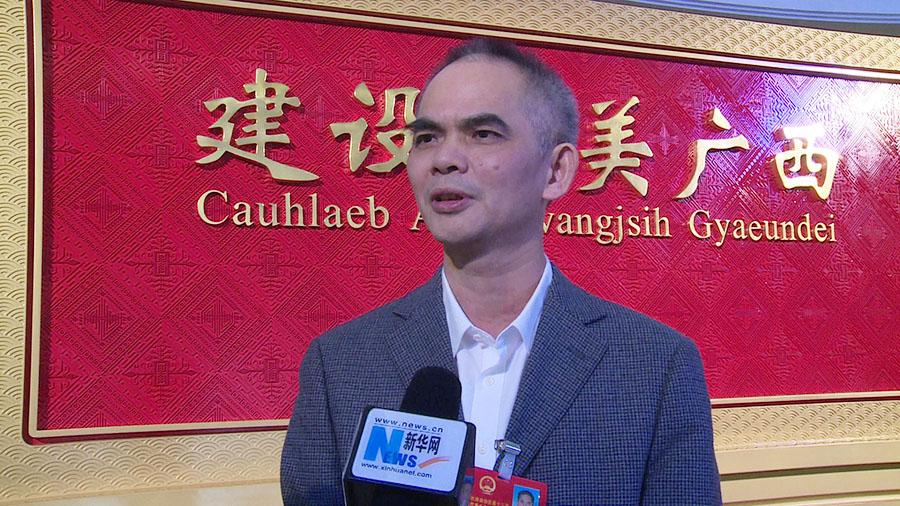 潘世慶:加大創新力度 推動柳鋼高質量發展