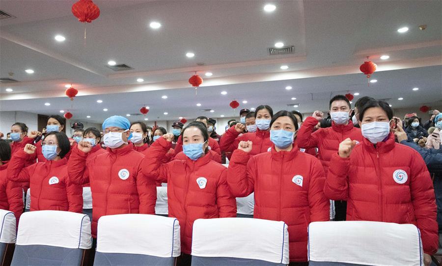 堅決打贏疫情防控(kong)阻擊戰 廣西(xi)在行(xing)動