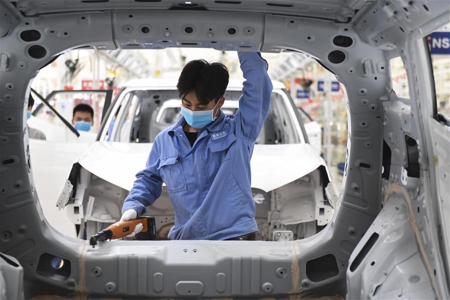 廣西貴港:企業復工復産有序推進