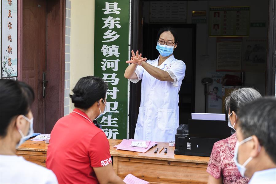 鄉村醫生江鳳英:29年扎根山鄉守護群眾健康